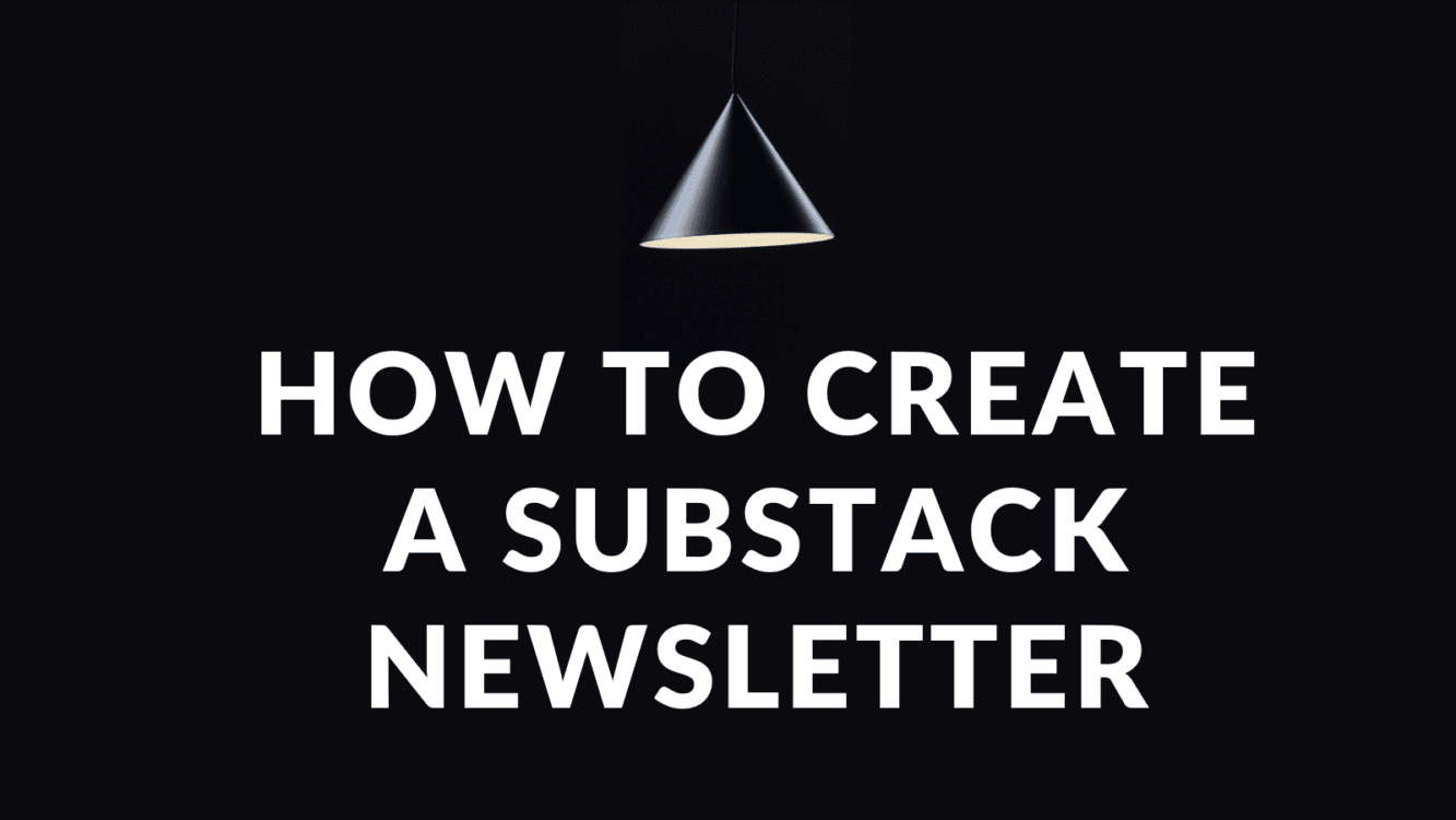 How to Create a Substack Newsletter, substack, substack newlsetter, substack publication, substack pricing, substack news, substack image, substack faq, substack course, substack guide