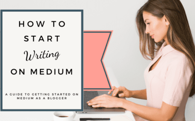 How to Start Writing on Medium