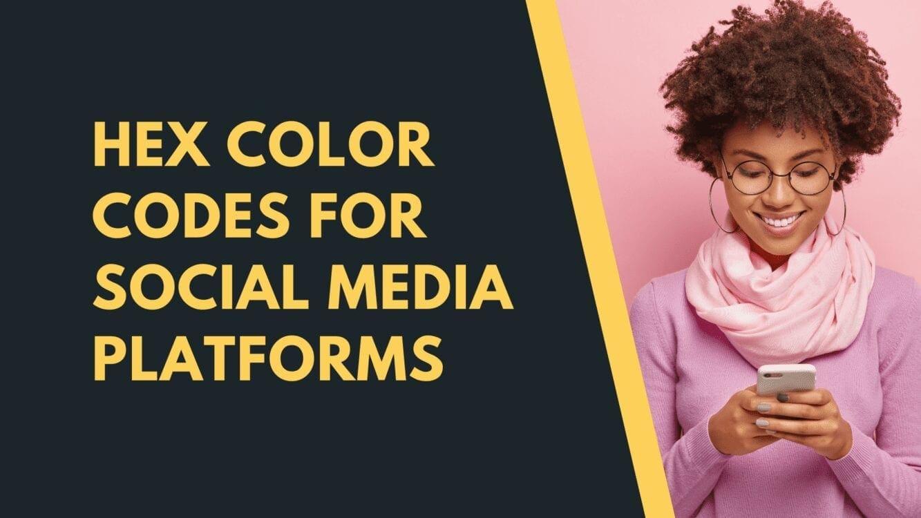 hex color codes, hex color codes for social media platforms, hex colors, medium hex color, substack hex color, linkedin hex color, twitter hex color