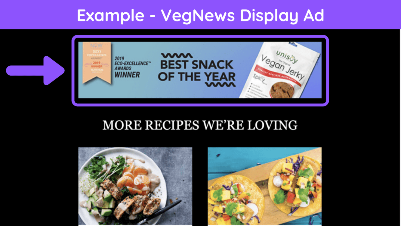 newsletter display ads, newsletter display advertisement, display ads in newsletter, how to monetize your newsletter
