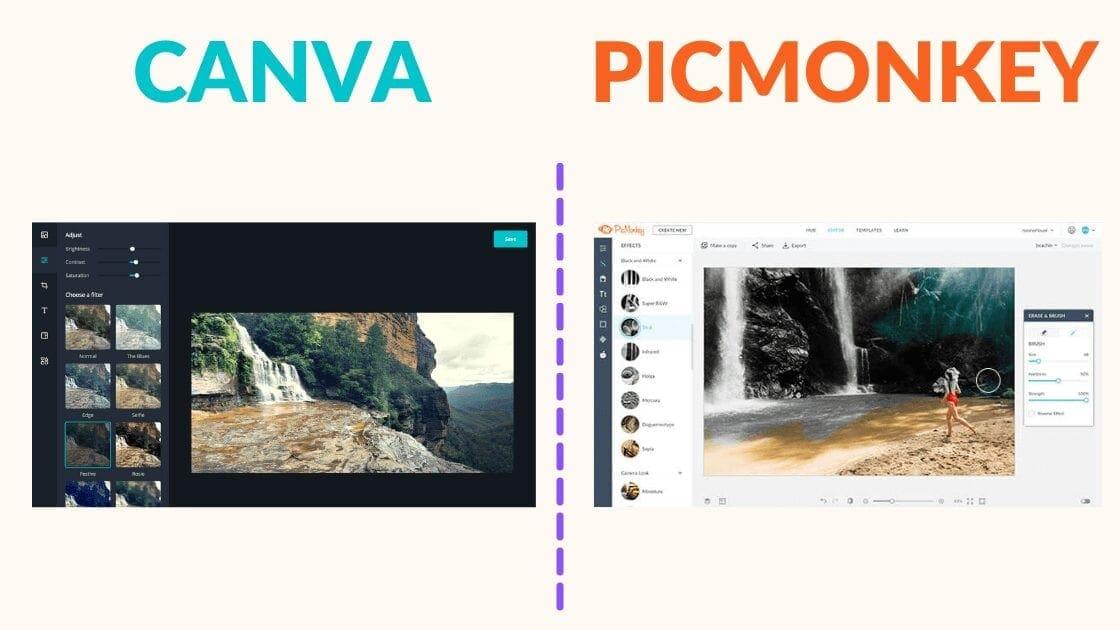 canva photo edit, picmonkey photo edit, how to edit a photo in canva, how to edit a photo in picmonkey, picmonkey better photo editor, canva photo editing alternatives, picmonkey photo editing,