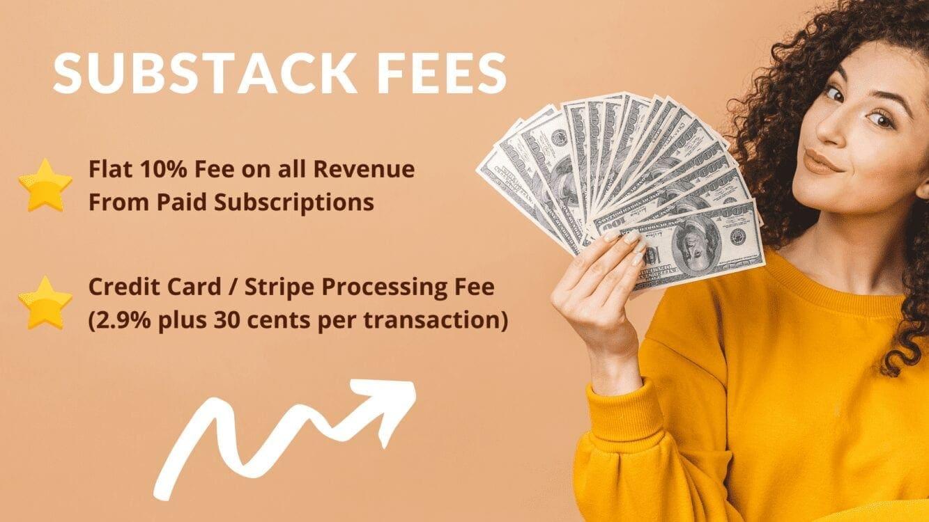 substack fees
