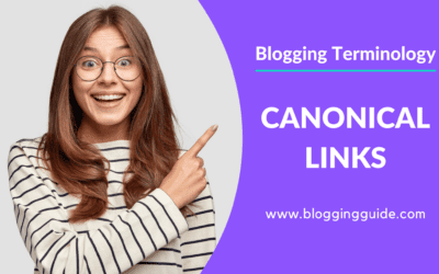 What Is a Canonical Link and Why Should Bloggers Care?