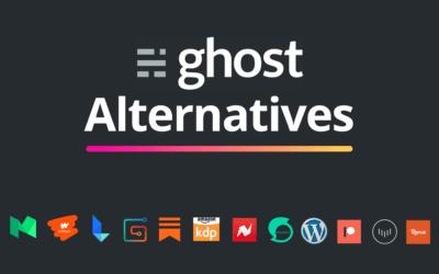 Ghost Alternatives