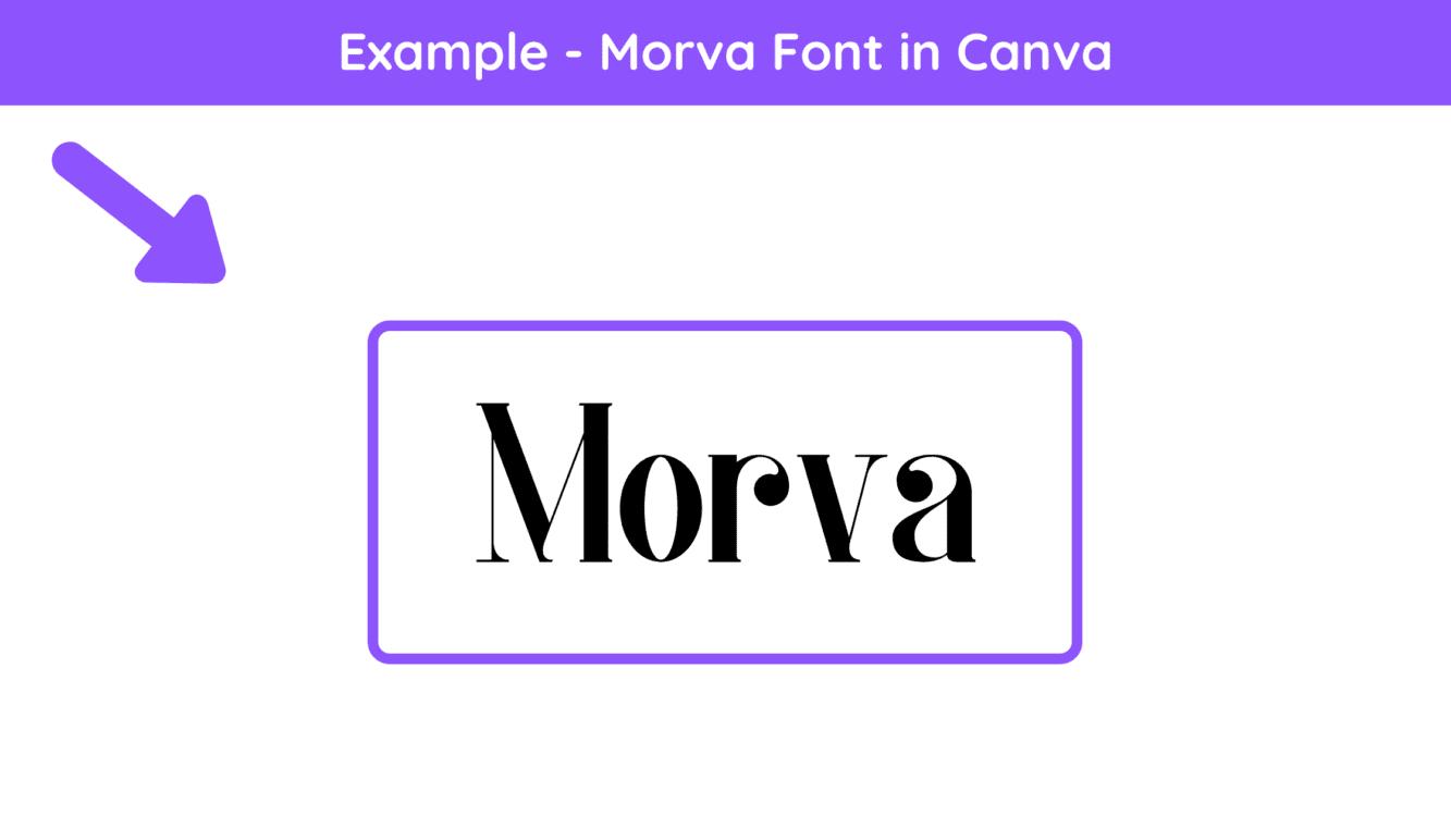 pacifico font, Best Cursive Fonts on Canva