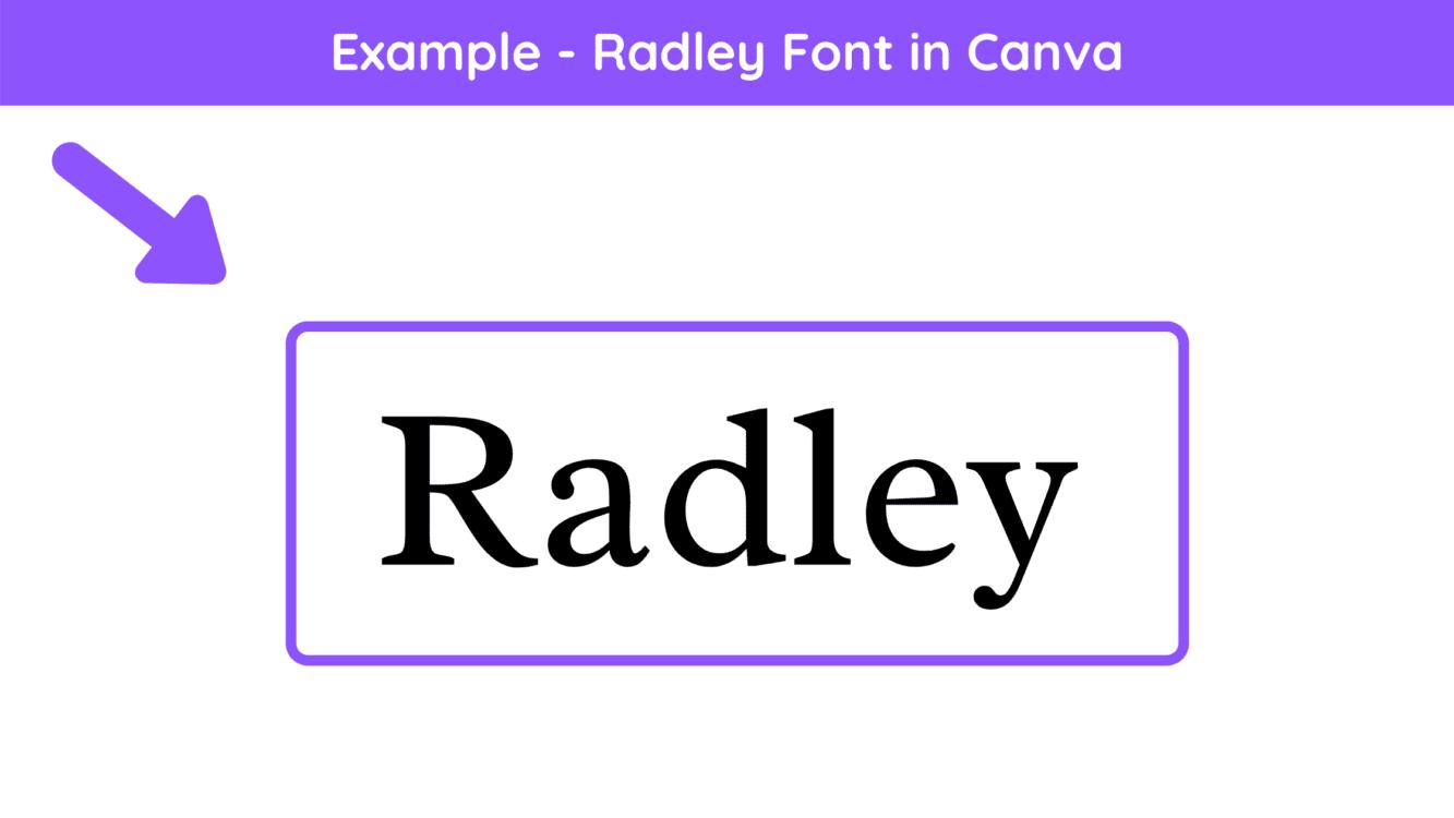 genty font, Best Cursive Fonts on Canva