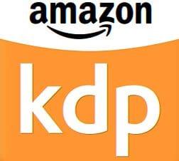 Amazon KDP Icon Logo