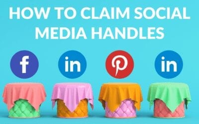 How to Claim Social Media Handles