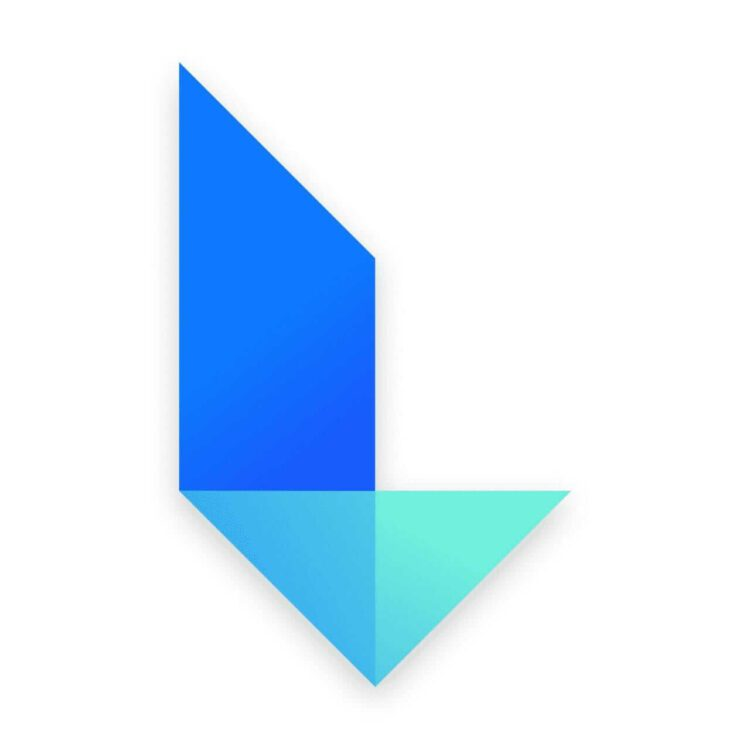 Letterdrop Icon
