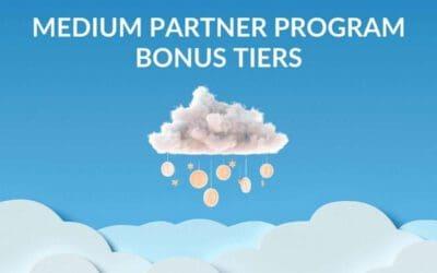 Medium Bonus Tiers for Partner Program Earnings