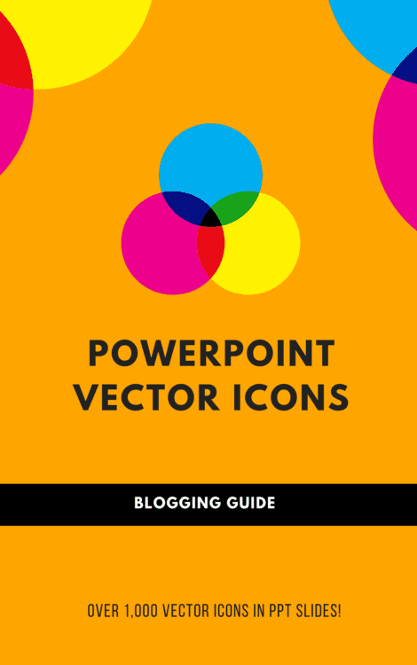 PowerPoint Vector Icons by Blogging Guide