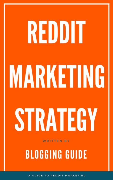 Reddit eBook Cover by Blogging Guide