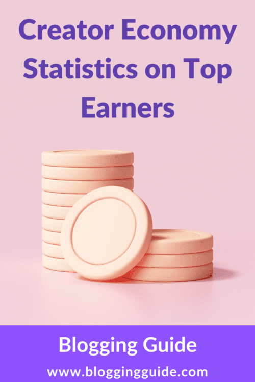 Creator Economy Statistics on Top Earners