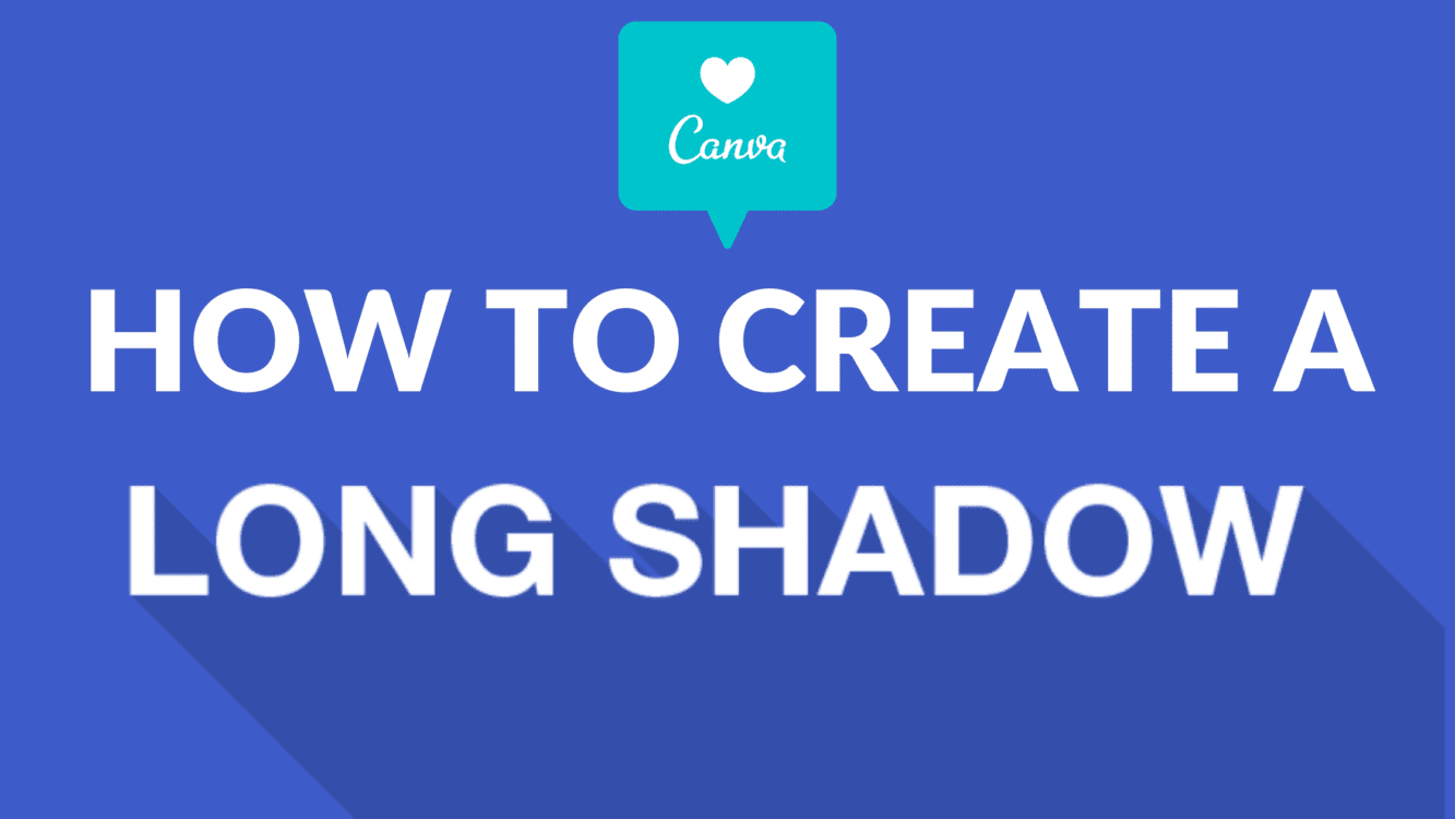 How to Create a Long Shadow, create shadow canva, how to add shadows to pictures, how to put a shadow around an image in photoshop, long shadow canva, long shadow text canva, How do you make a shadow effect in Canva