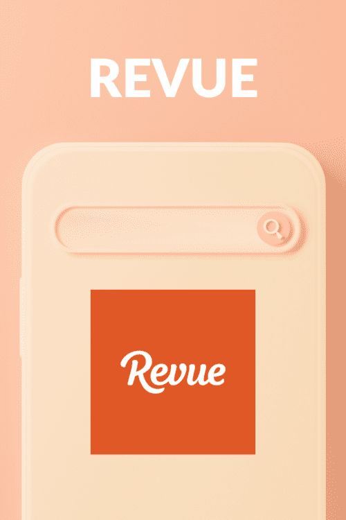 Revue Blogging Platform
