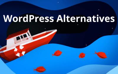 WordPress Alternatives for Blogs