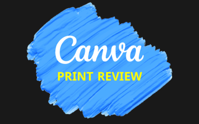 Canva Print Review