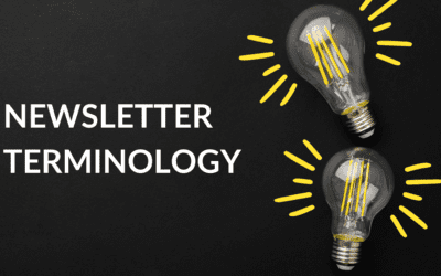 Newsletter Terminology