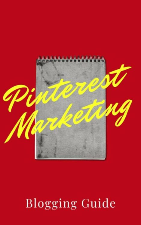 Pinterest eBook Cover by Blogging Guide